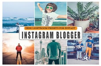 Instagram Blogger Dng, Xmp & Lightroom Presets 3604804 5