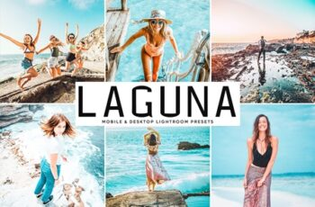Laguna Mobile & Desktop Lightroom Presets 3607640 7