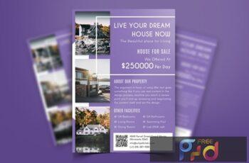 Real Estate Property Flyer-07 CRZU3VL 3