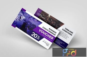 Business Coaching Seminar AI and PSD Gift Voucher FALW357 5