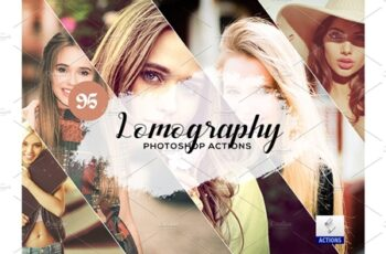 95 Lomography Photoshop Actions 3934733 8