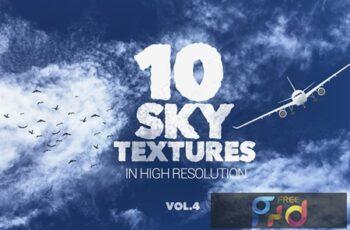 Sky Textures x10 vol4 YUHSRGK 5
