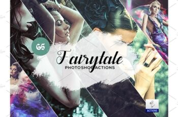 65 Fairytale Photoshop Actions 3934574 4
