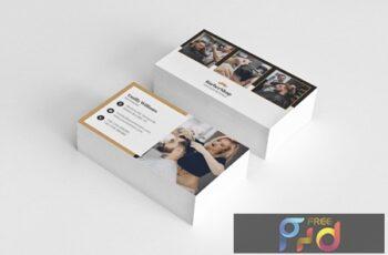 Business Card – Barber Shop PQS9J7U 5