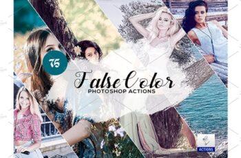 75 False Color Photoshop Actions 3934588 5
