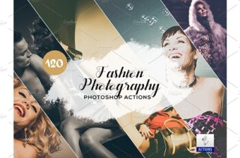 120 Fashion Photography Actions 3934604 12
