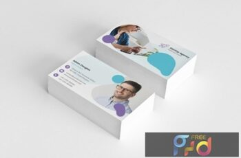 Business Card – StartUp Agency TFXD3QE 6