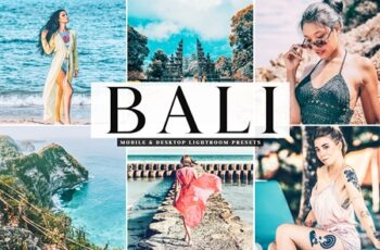 Bali Mobile & Desktop Lightroom Presets 3608277 5