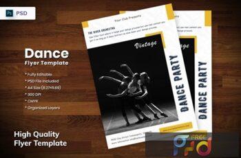 Dance Flyer-06 N5QG43B 5