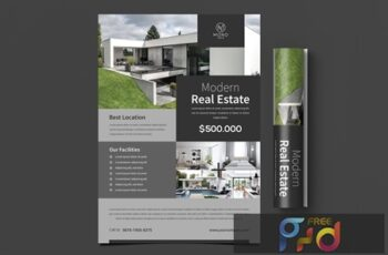Real Estate Flyer GFXVLJC 3