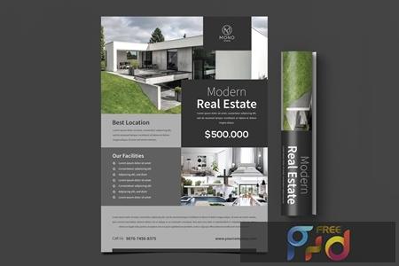Real Estate Flyer GFXVLJC 1