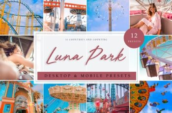 Lightroom Presets Luna Park 3922228