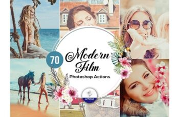 70 Modern Film Photoshop Actions 3937895 4