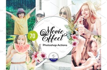 70 Movie Effect Photoshop Actions 3937911 7