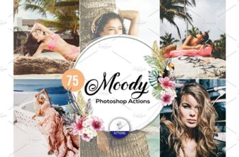 75 Moody Photoshop Actions 3937908 5