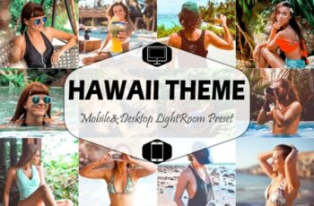 Hawaii Mobile & Desktop Lightroom Preset 1631637  7