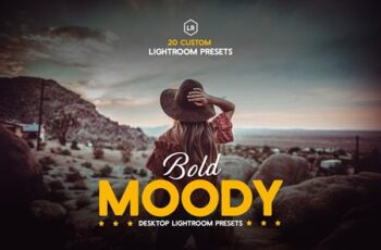 Bold Moody Lightroom Presets 3884638 2