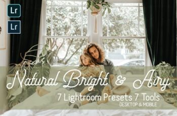 Natural Bright & Airy Presets 3875787 10