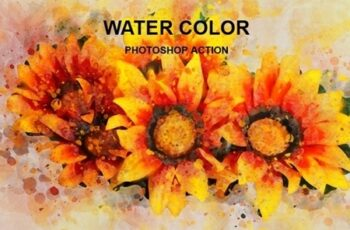 Water Color Photoshop Action 24119188 6