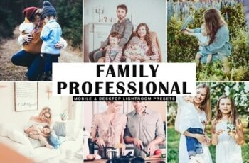 Family Professional Lightroom Presets 3977634 8