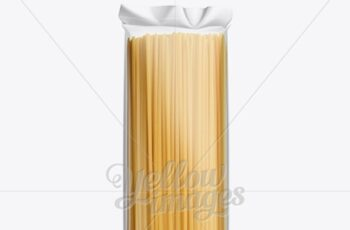Clear Plastic Spaghetti Packaging Mockup 10819 7