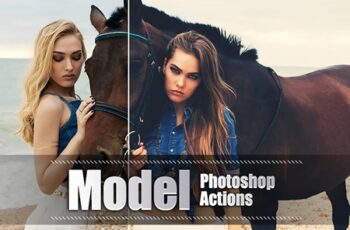 200 Model Photoshop Actions 3937887 4