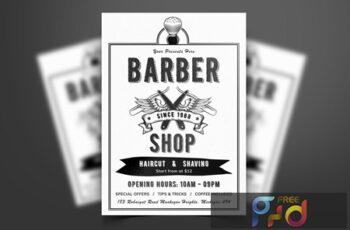 Barber Shop Flyer-06 5VAMCNU 7
