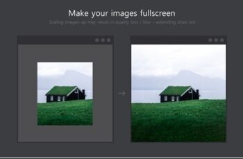 Image Extend - Clipping & Expansion Kit 3979147