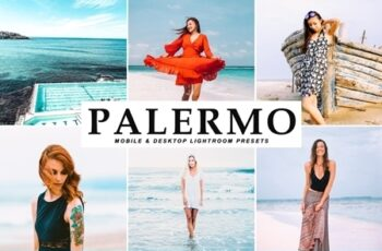 Palermo Lightroom Presets Pack 3978837