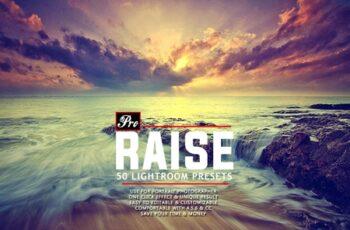 50 Pro Raise Lightroom Presets 3602321 3