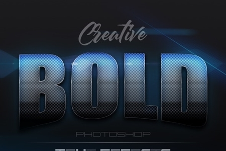 Creative Bold Text Effects Vol 5 24086638 - FreePSDvn