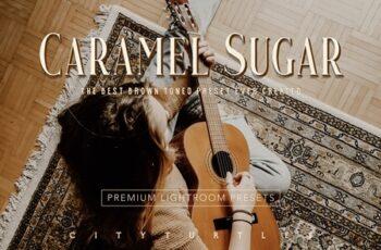 Moody Brown Caramel Sugar Presets 3890188 5