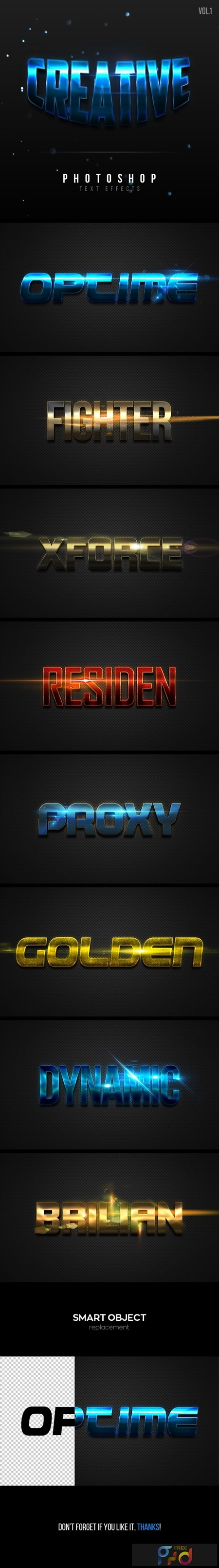Creative Text Effects Vol.1 24093004 1