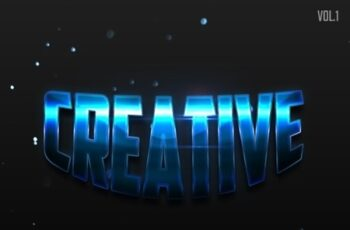 Creative Text Effects Vol.1 24093004 3