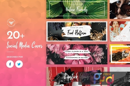 Facebook & Twitter Cover Social Media Templates JGTZ2P8 1