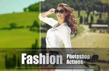 55 Fashion Photoshop Actions 3948314 5