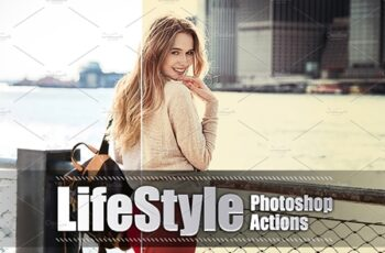 85 LifeStyle Photoshop Action 3937805 9