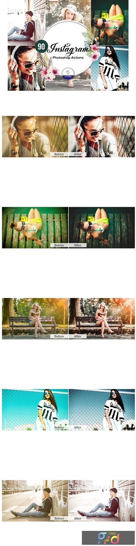 90 Instagram Photoshop Actions 3948322 1