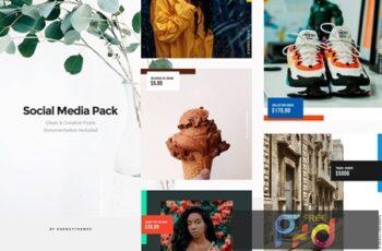 Social Media Banners - Vol 72 98FUKBJ 6