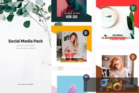 Social Media Banners - Vol 73 9CHX2RG 1
