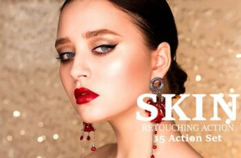 15 Retouching Actions 3610503 5