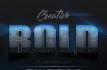 Creative Bold Text Effects Vol.6 24123193 2