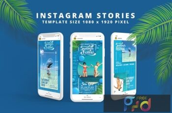 Instagram Stories Template NMXVAYR 4