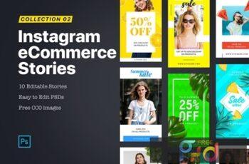 ECommerce Instagram Story 2.0 4ZDWMLV