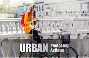 70 Urban Photoshop Actions 3938019 7