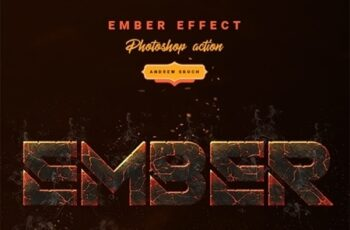 Ember Effect - Photoshop Action 24195902 9