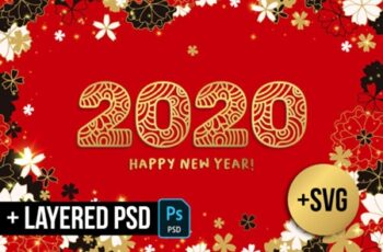 2020 New Year Numbers Illustrations 1663226 3