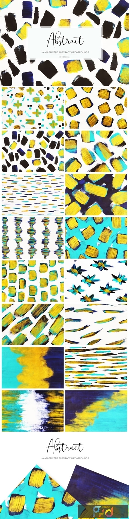 Blue, Black, Gold Abstract Backgrounds 1658507 1