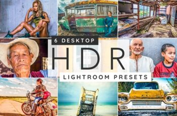 HDR Lightroom desktop presets 3957300 7