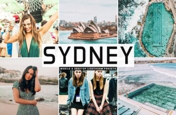 Sydney Lightroom Presets Pack 3993500 6